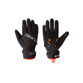 Cube Natural Fit X-Shell Bike Gloves Men black